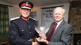 Queen's Award Presentation Ceremony