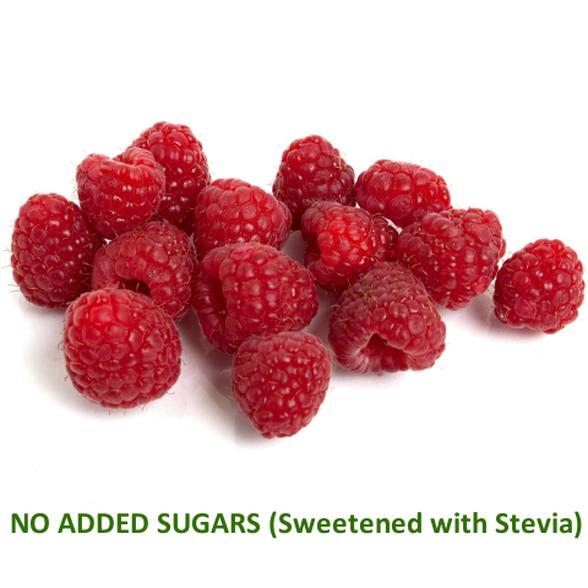 No Added Sugar Raspberry
